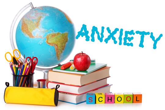 High School Anxiety